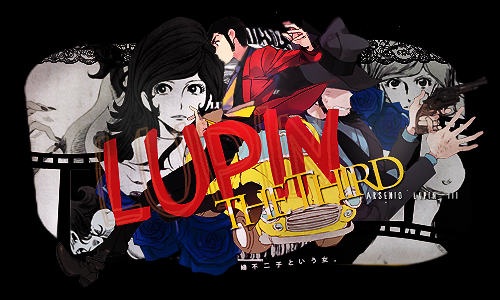 Lupin III by NaruOc