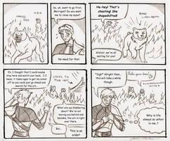 Life is harsh on Alistair p.2 by kuurankuiskaus