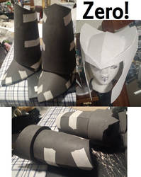 More Zero WIP by HellBent-Cosplay