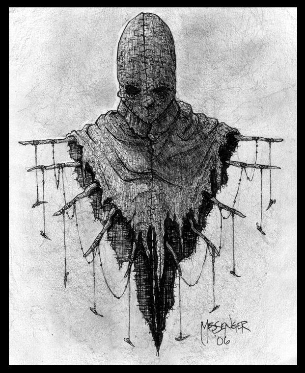 Scarecrow by ClearHarm on DeviantArt