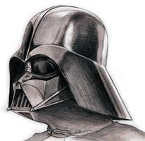 Vader by DarklighterDigital