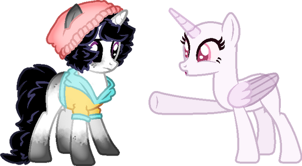 Collab with one more fluffy kid OPEN by StarshipXD