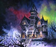 Haunted House by kenmeyerjr
