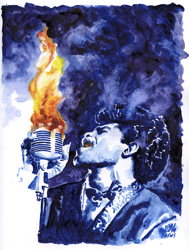 Ac15: James Brown by kenmeyerjr