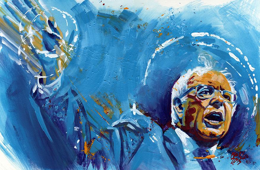 Bernie by kenmeyerjr