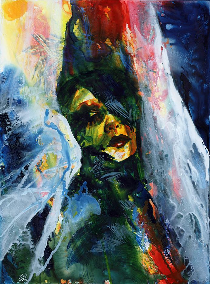 Taking the Veil by kenmeyerjr