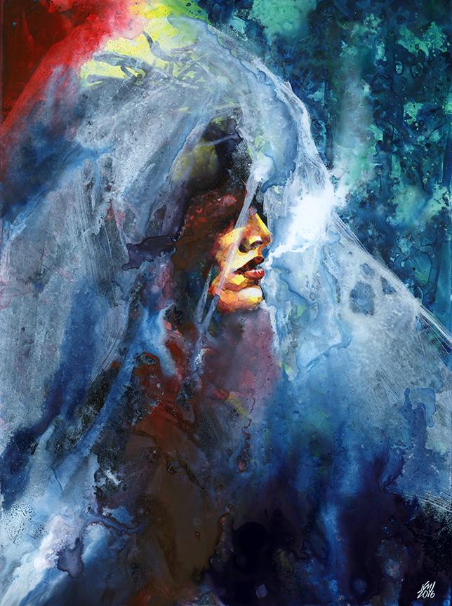 Taking the Veil 2 by kenmeyerjr