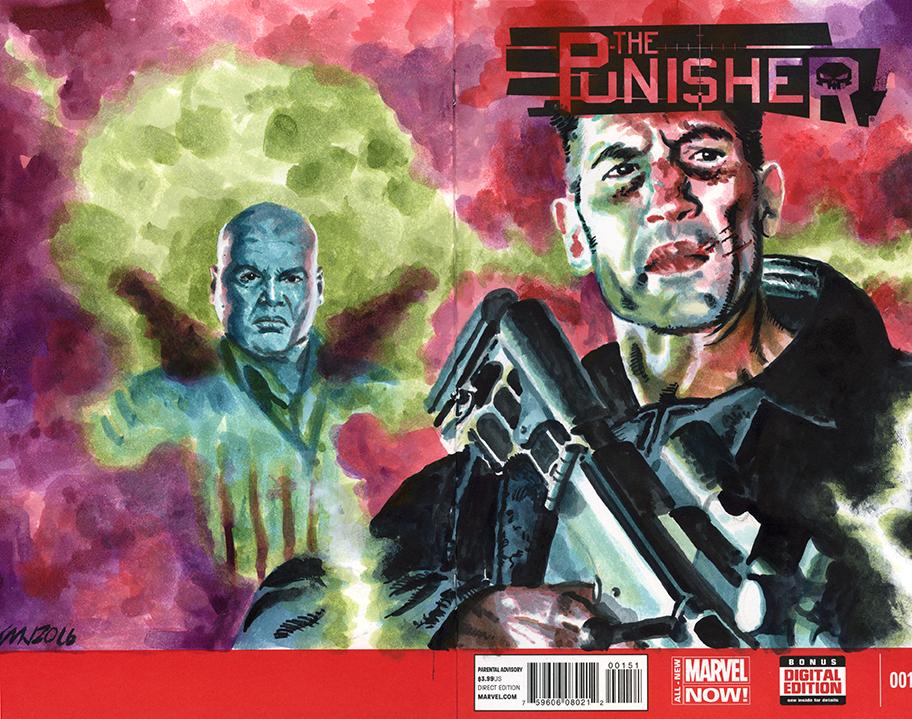Sc Punisher by kenmeyerjr