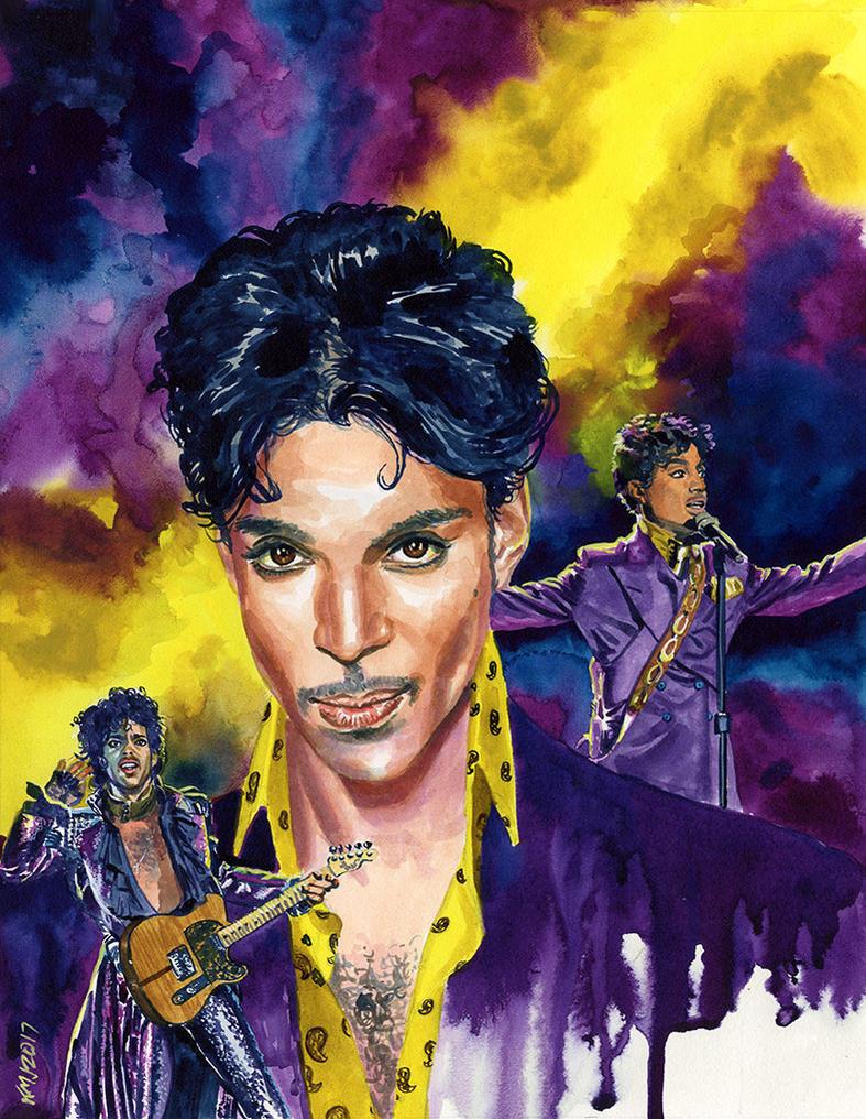 Prince by kenmeyerjr