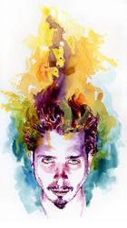 Chris Cornell 2 by kenmeyerjr