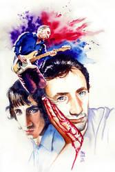 Pete Townshend by kenmeyerjr