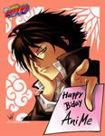 A Gift from Hibari