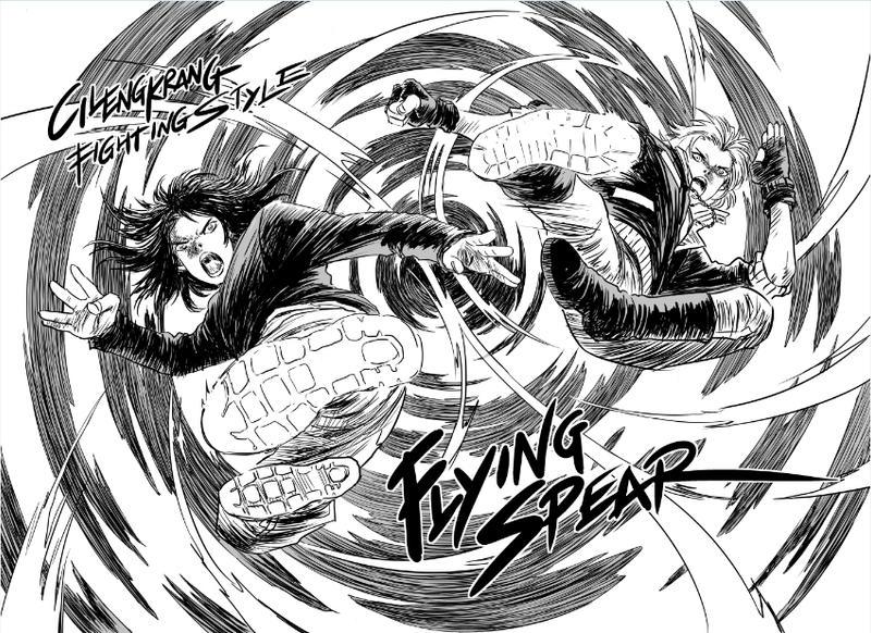 Tiger of Cilengkrang Episode 2 page 22-23