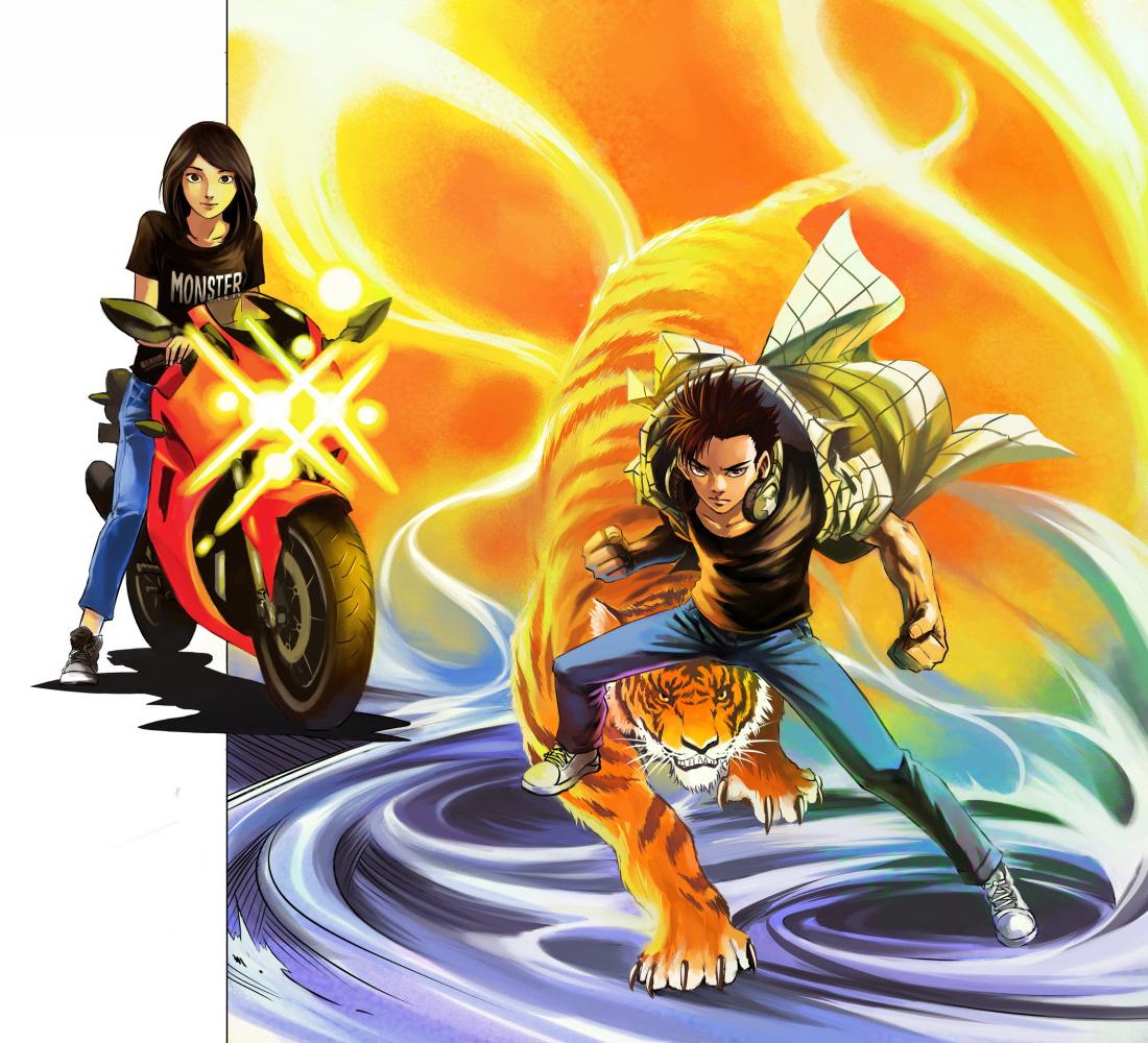 Tiger of Cilengkrang 1
