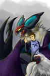 Pokemon Trainer Based on Myself by Gladecleaver