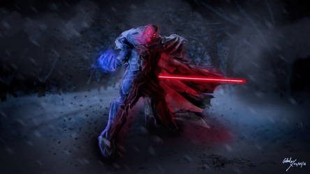 Star Wars Sith Concept by Gladecleaver