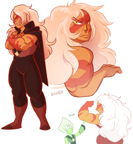 as much as i loved jasper's terrifying toothy grins i also really liked her initial indifferent scowlyface