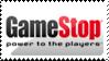 Gamestop stamp by AniuProserpina