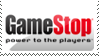Gamestop stamp by AniuProserpina