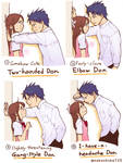 Which Kabe-don Do You Love?