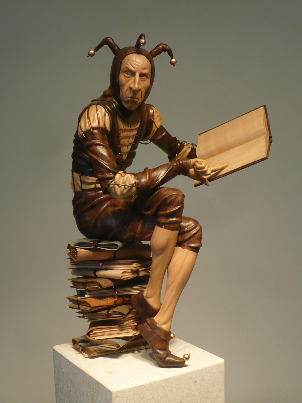 The Bureaucrat by IanNorbury