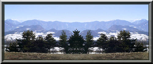 Montagnes by LaSorciereWITCHIMIMI