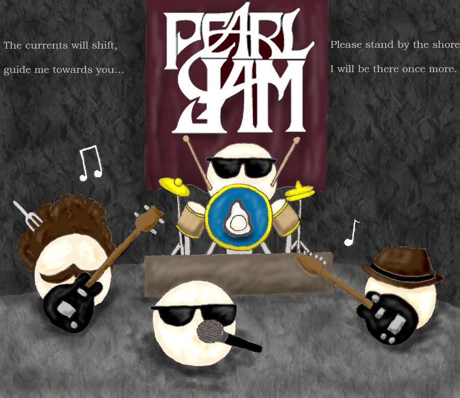 Pearl Jam by MAFIA11