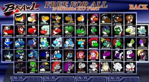 Super Smash Yoshis Brawl by MAFIA11