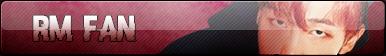 [MIC DROP] BTS Button RM Fan by pink-yandere