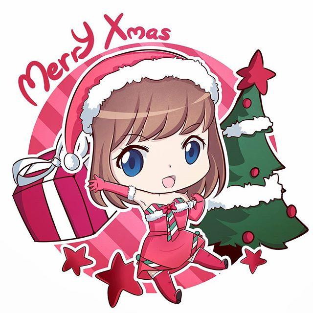 Merry Xmas by iichikun