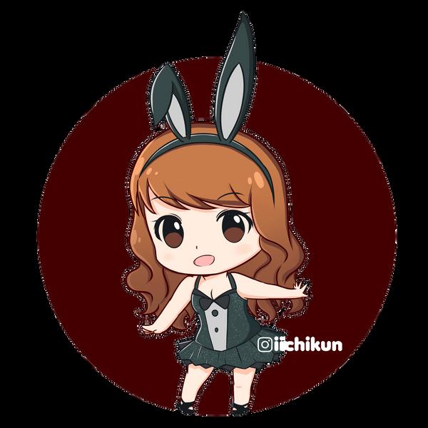 Bunny Girl by iichikun