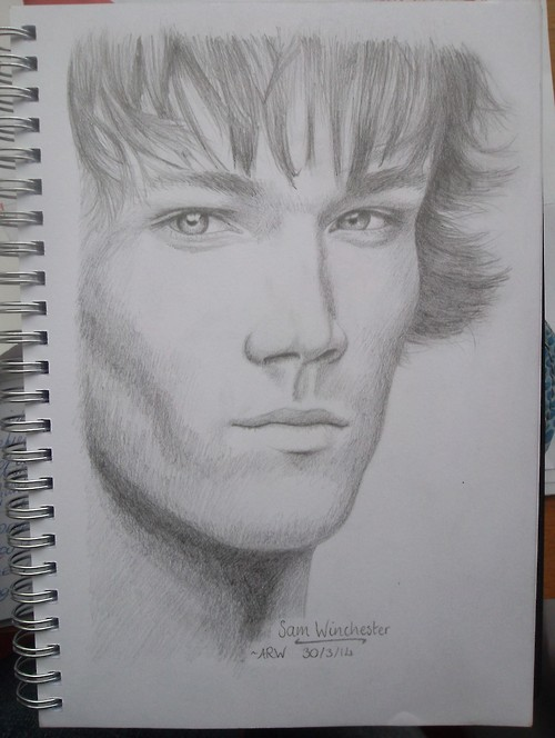 Sam Winchester by AlexRose312