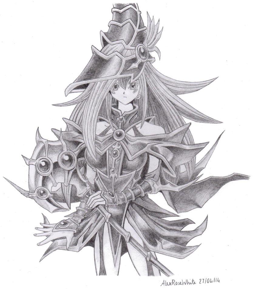 Magician's Valkyria by AlexRose312