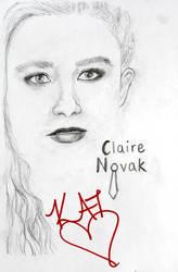 Claire Novak (signed)