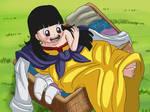 Dragon Ball Z - Chi-Chi AR