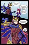 League of Legends - Quinn AR (Part 1/4)