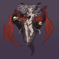 Daily Regress - Cloud of Darkness (Final Fantasy) by Ar-Kayn