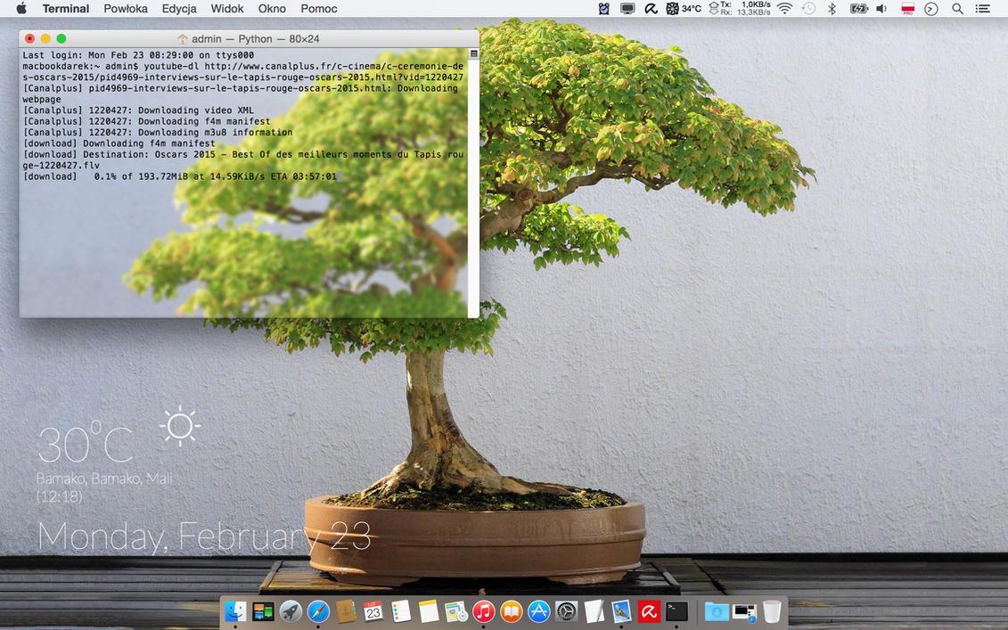 Live Desktop by webdarek