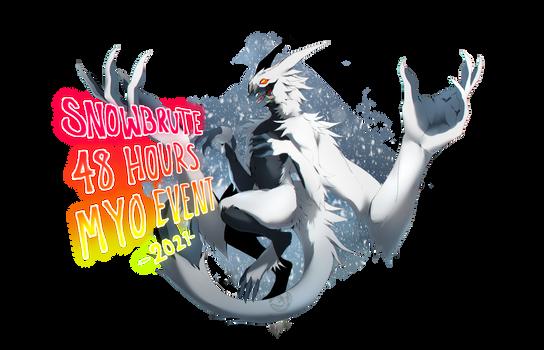 (CLOSED) Snowbrute48 Hrs MYO Design Event 2021