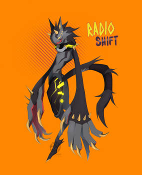 (CLOSED) Radio Shift - Scarfox Auction