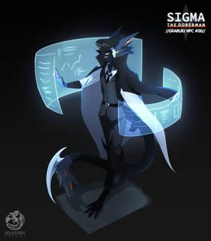 Sigma's Login
