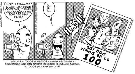 cactustus 100