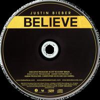 Believe - Justin Bieber (Deluxe Edition) by TostadoraMusicPacks