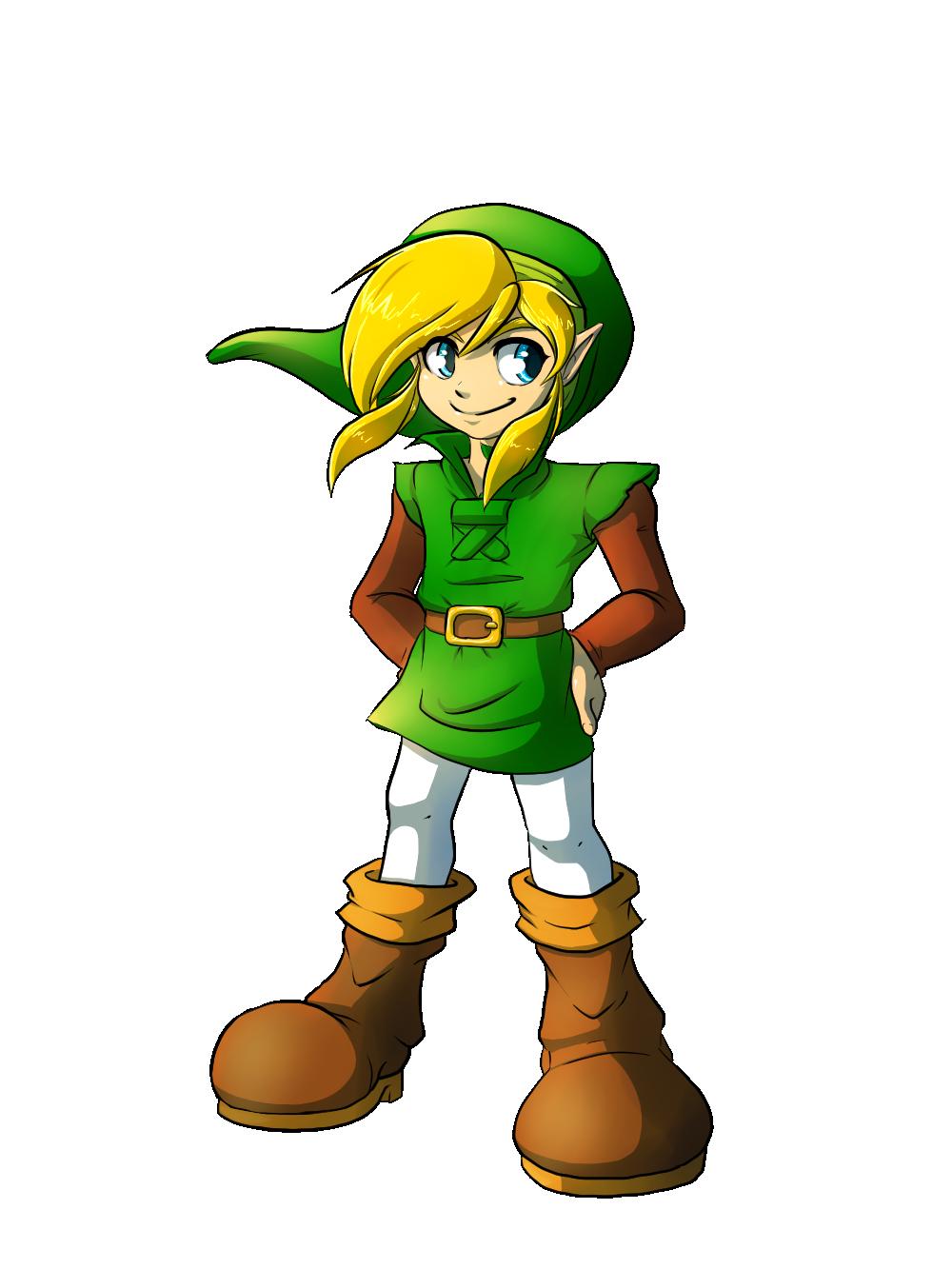 Hero Link by rinkunokoisuru