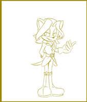 Sonic Underground Redesign: Bartleby MontClair by rinkunokoisuru