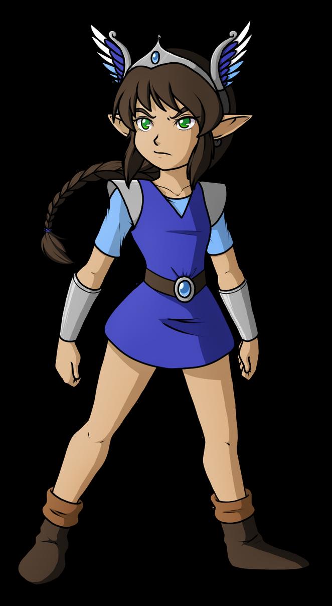 Lyn, Heroine of Prymla