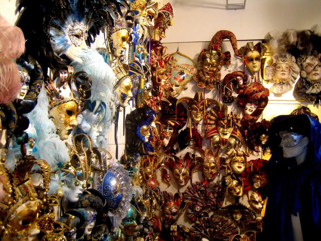 Masks by SilverFists
