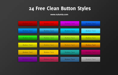 Button Styles by Nulumia by Nulumia