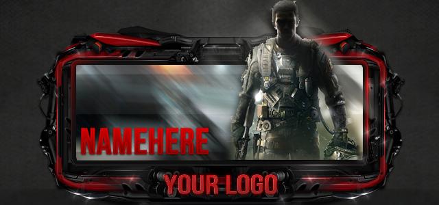 Premium Gaming Signature - Enforcer by Nulumia