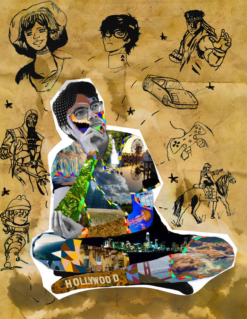 Collageart